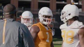 Spring 16 - Why TE Coach Larry Scott Lives for Football