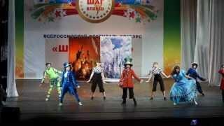 """Алиса в стране чудес - """"Созвездие-L"""" - Новочеркасск - 1 место!"""