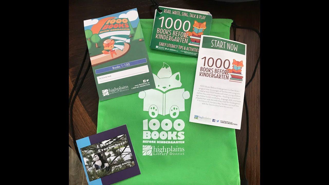 1000 Books Before Kindergarten 11