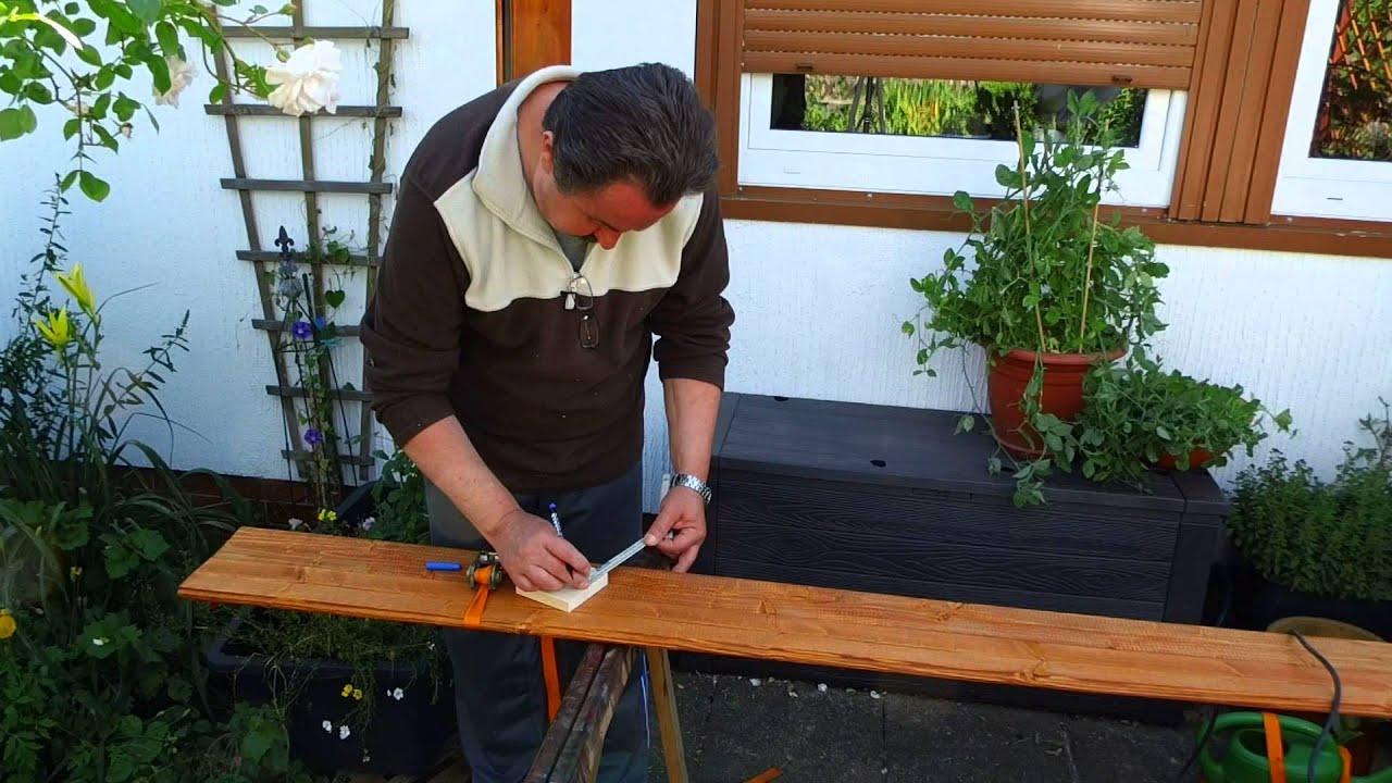 Super Pavillon selber mit Holz Verkleiden 2 - YouTube PK94