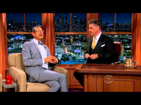 Jeff Goldblum , Lauren Cohan  full interview on Craig Ferguson Show