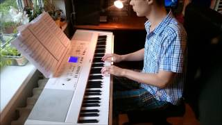 Passenger - Let Her Go (piano cover by Toms Mucenieks) - Constantino Carrara arrangement Mp3