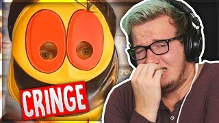 REACTING TO GAMER CRINGE!