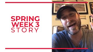 Walk At Home Spring Training Challenge - Week 3 Story thumbnail