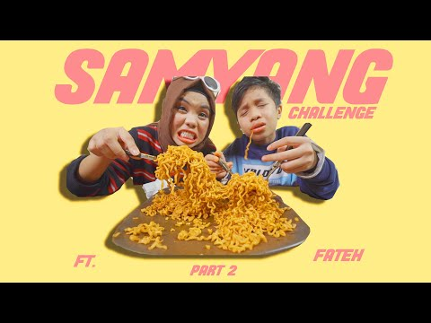 🍜Lagi Mukbang! Di Prank! Ft. Fateh Halilintar Part 2