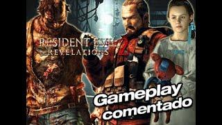Resident Evil Revelations 2, Gameplay Comentado