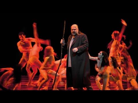 Tannhaüser | Daniel Barenboim & Sasha Waltz | Staatsoper Berlin 2014 (DVD/Blu-ray trailer)
