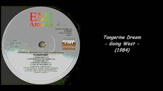 Tangerine Dream - Going West (1984)