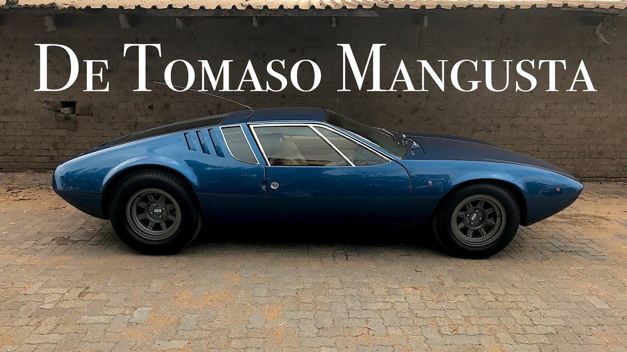 De Tomaso Mangusta >> De Tomaso Mangusta Road Tested