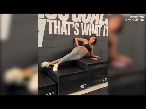 Kelly Gale's Workout