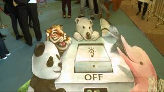 WWF-Hong Kong holds exhibition to unveil ''Earth Hour 2015''