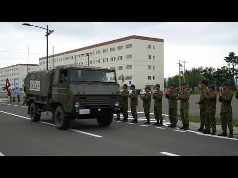 陸上自衛隊第2師団 平成30年大雨に係る災害派遣