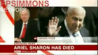 Ariel Sharon Dies With Fascinating Prophetic Twist! Return of Messiah Imminent?