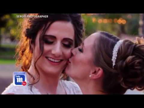 Couple Renews Wedding Vows As Same-sex Partners