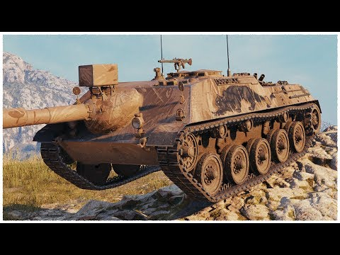 Kanonenjagdpanzer 105 • BLACK PANTHER • WoT Gameplay