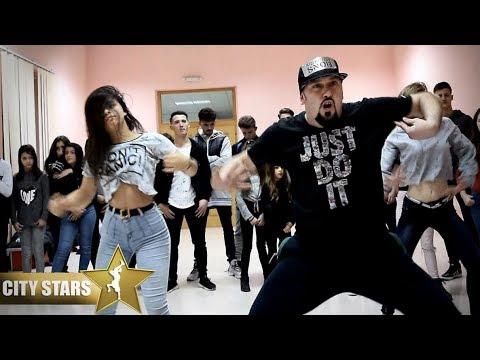 Hardwell & Henry Fong feat Mr. Vegas - Badam ( CITY STARS DANCE )