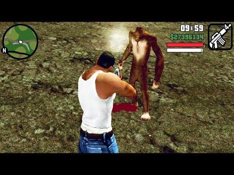 GTA San Andreas Myths FOUND | HUNTING 2
