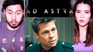 AD ASTRA | Brad Pitt | Trailer Reaction!