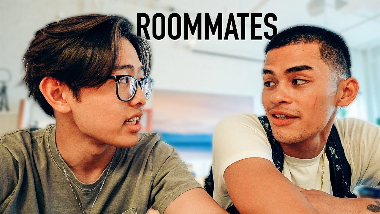 my new roommate?