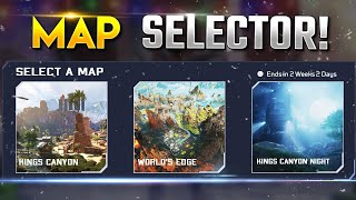 *NEW* MAP SELECTION FINALLY COMING!! |Best Apex Legends Funny Moments and Gameplay - Ep. 310