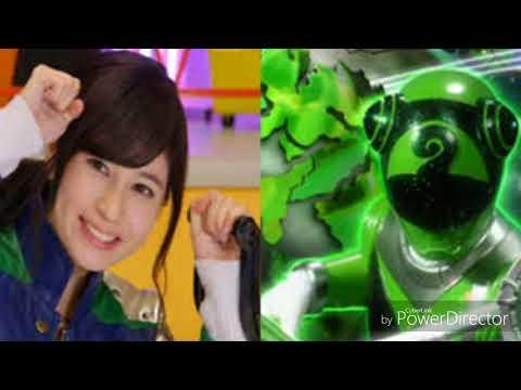 My Super Sentai Heroine Crushes