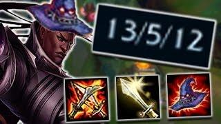 TRUE BLACK MAGIC! AP LUCIAN MID IS BROKEN! - League of Legends Commentary