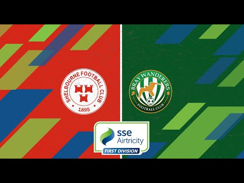 First Division GW20: Shelbourne 1-1 Bray Wanderers