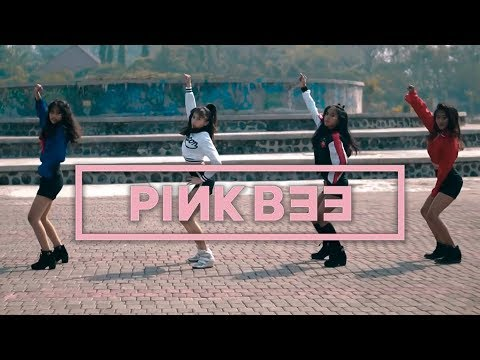 Blackpink Dance Cover By PinkBee (Whistle+BBMH Remix+DduduDdudu)