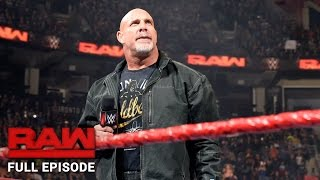 WWE Raw Full Episode, 21 November 2016