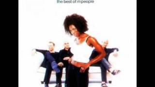 M PEOPLE - SIGHT FOR SORE EYES(DANCE MIX).wmv