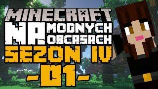 "Minecraft na ""modnych"" obcasach Sezon IV #01 - Początki na wyspie"
