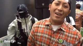 Repeat youtube video 【横浜FS2012】imaアムズデザイン/APIA×imaコラボロッド‼