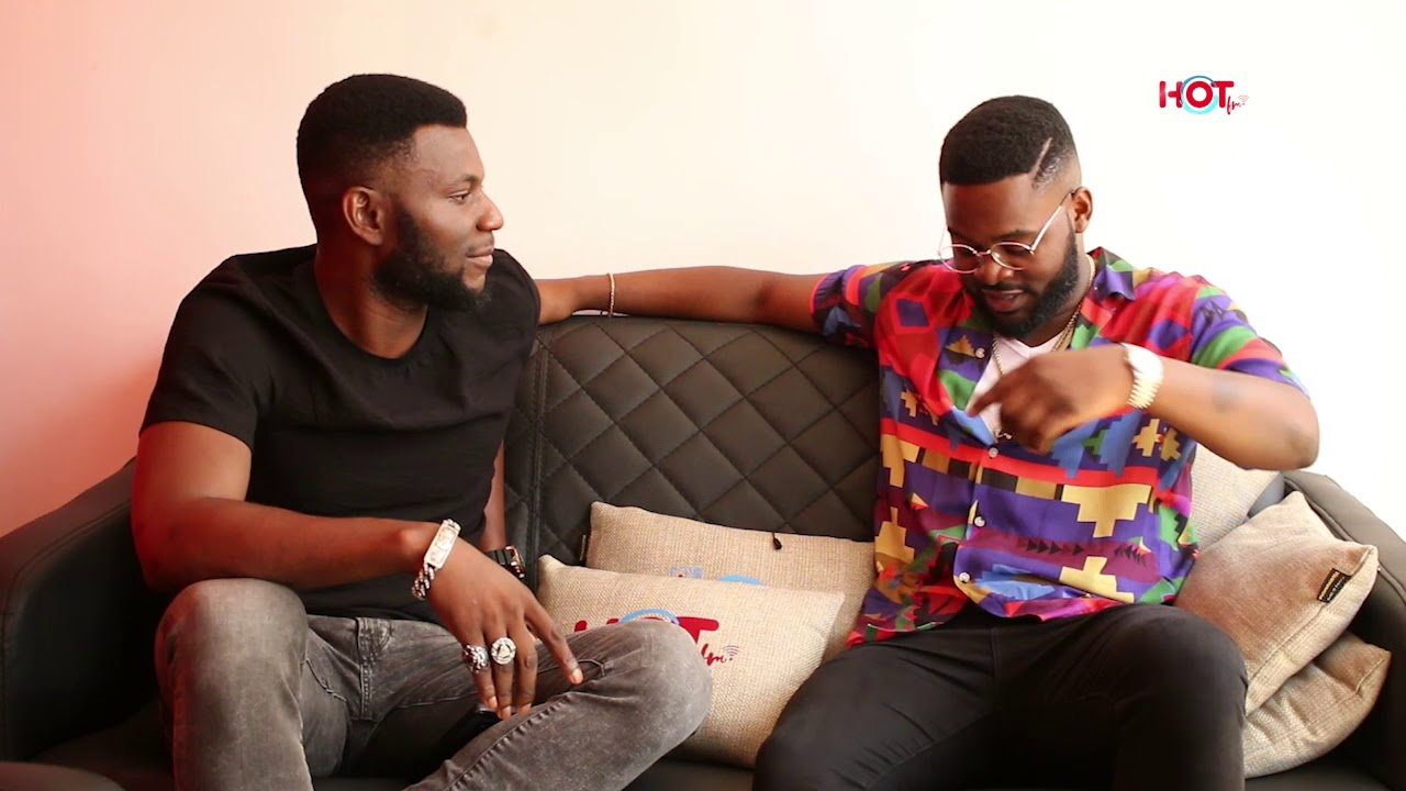 Download AfterShots: Falz Gets His Ideas While Ironing, How Weird?