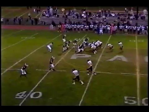 Greg Rice Football Highlight Video