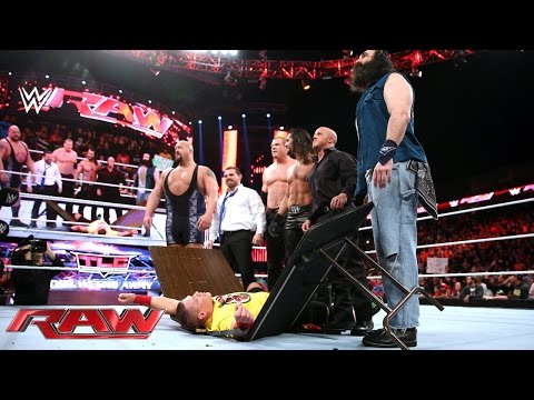 Cyber Monday gets off to a chaotic start: Raw, December 1, 2014