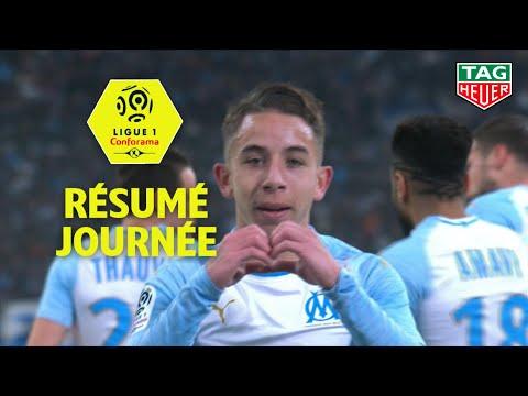 Résumé 20ème journée - Ligue 1 Conforama/2018-19