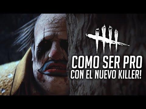 NUEVA ACTUALIZACIÓN ! COMO SER PRO Y COMO JUGAR EL NUEVO K1LLER | D3AD BY DAYLIGHT