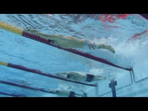 Gyurta Breaks World Record in 200m Breaststroke - London 2012 Olympics