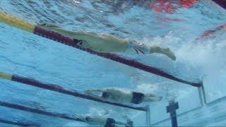 Gyurta Breaks World Record in 200m Breaststroke - London 2012 Olympics