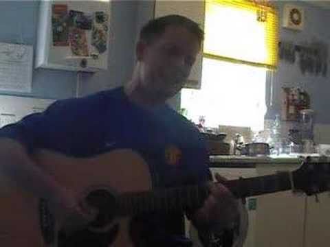 Driving with the brakes on - Del Amitri Cover