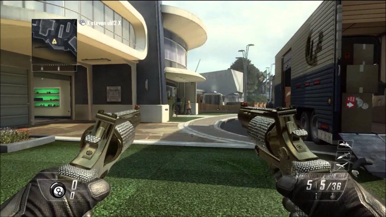 Max 5 Camo >> CALL OF DUTY BLACK OPS 2 ALL DIAMOND CAMO GUNS PART 4 PISTOL - YouTube