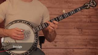 """Mumford and Sons """"Guiding Light"""" Banjo Cover Video"""