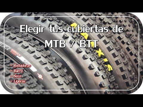 CONSEJOS Para ELEGIR Tus CUBIERTAS De BTT/MTB
