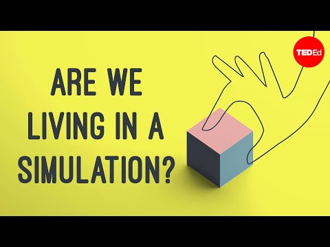 Video image: Are we living in a simulation? - Zohreh Davoudi