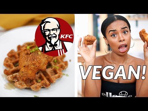 I try KFC