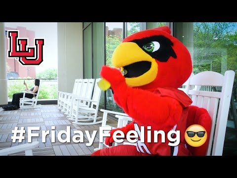 #FridayFeeling | Lamar University