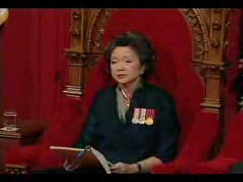 The Parliamentary System of Canada