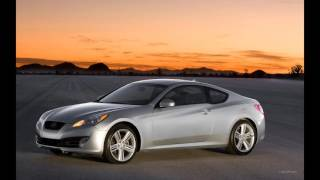 Hyundai Street Concepts Genesis Coupe  Videos
