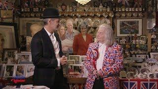 Passion dingue pour la famille Royale Britannique !