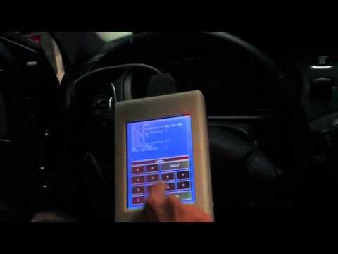 How to program Volvo V40 2013 by OBDII with DiagProg 3 DP3